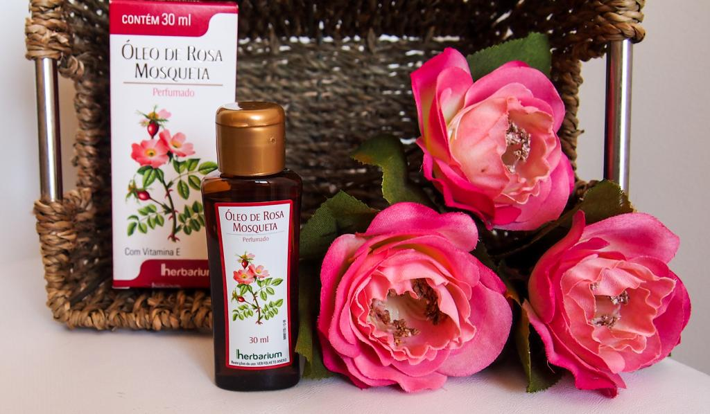 óleo de rosa mosqueta celeiro