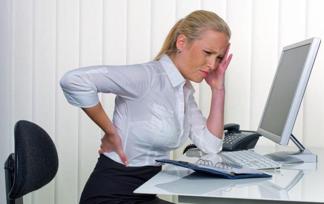 Dor forte nas costas do lado direito. Causas e tratamento