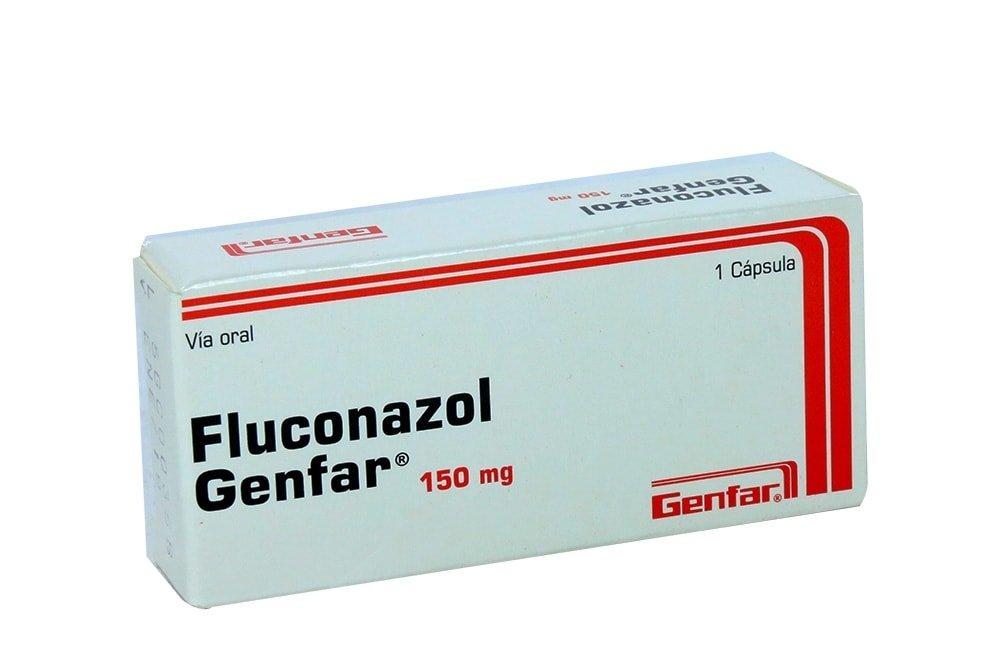 Fluconazol receita medica