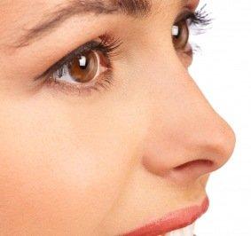 Tratamento para as feridas nasais