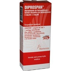 Diprospan vende sem prescrição?