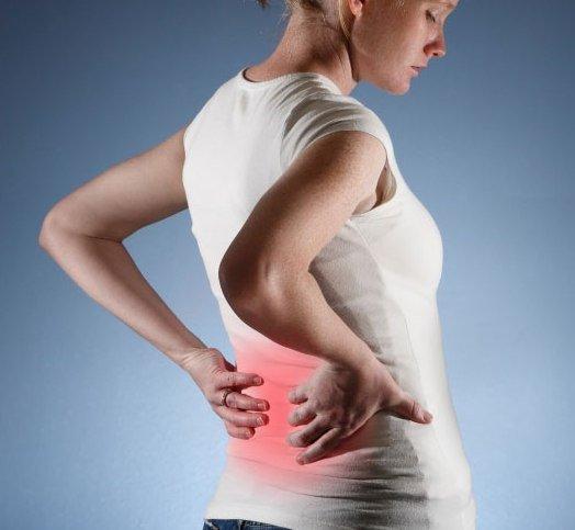 Injeção para dor na coluna para alivio de dor lombar