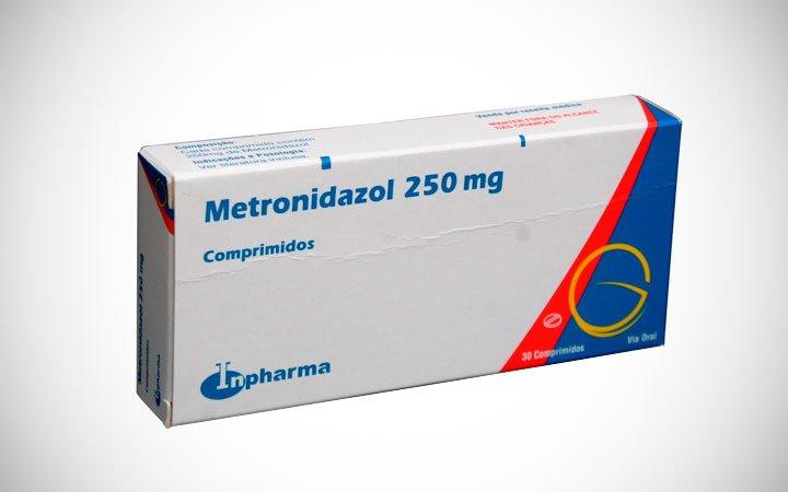Metronidazol precisa de receita médica?