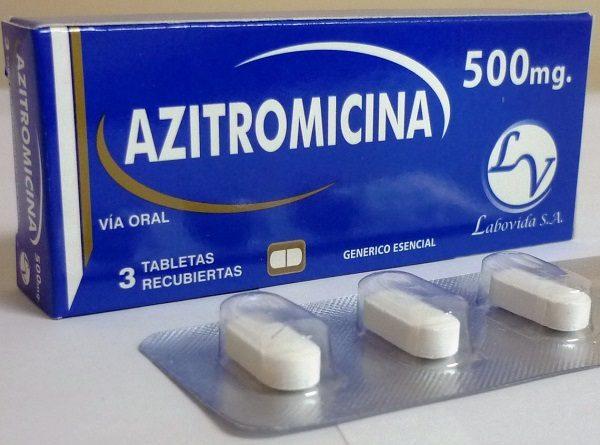 Azitromicina precisa de receita médica?