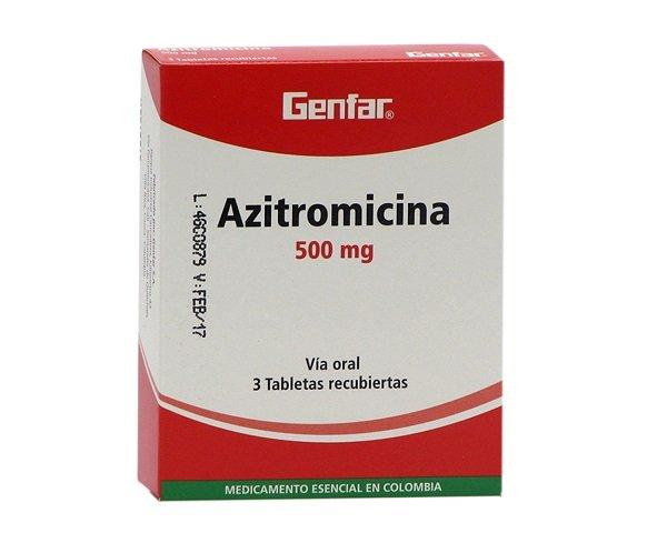Azitromicina vende sem receita?