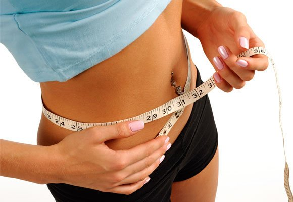Chá para perder gordura abdominal
