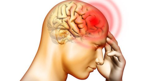 Sintomas da dor no lado direito da cabeça
