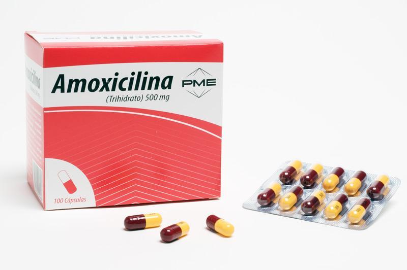 Amoxicilina precisa de receita?