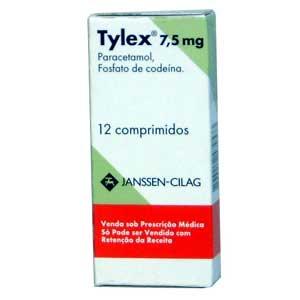 Tylex vende sem prescrição médica?
