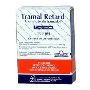 Tramal vende sem prescrição médica