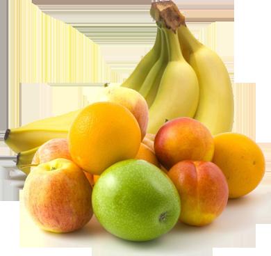 frutas para ganhar massa muscular