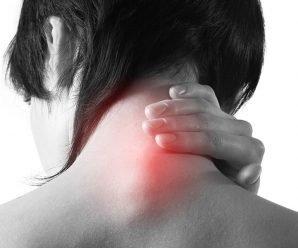 Dor no pescoço lado direito. Causas e tratamento EFICAZ