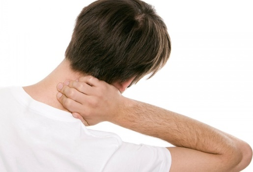 Lesões que provocam dor no pescoço