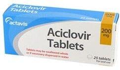 Herpes genital tratamento Aciclovir, vale a pena?