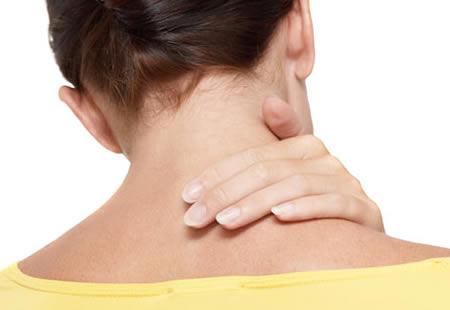 Tratamento para dor no pescoço