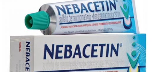 Nebacetin precisa de receita médica?
