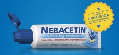 Nebacetin precisa de receita?