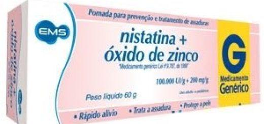 Nistatina Creme precisa de receita