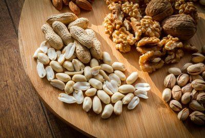Grávida pode comer amendoim